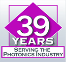 Many years serving the photonics industry