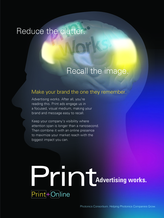 Print Advertising Works for Branding and Visibility Ad