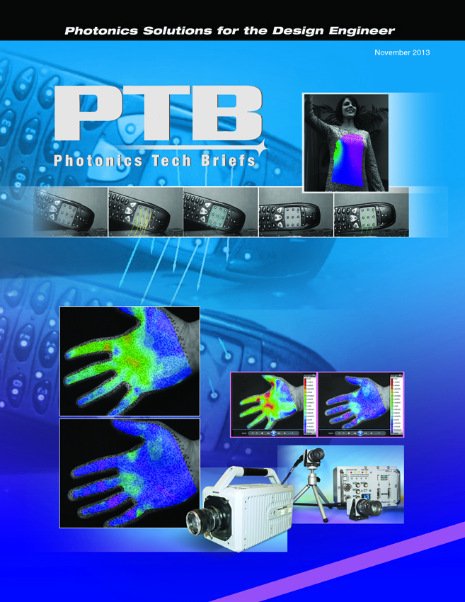 SMM's Cover for Photonics Tech Briefs Previews High Speed Imaging Article by Photron