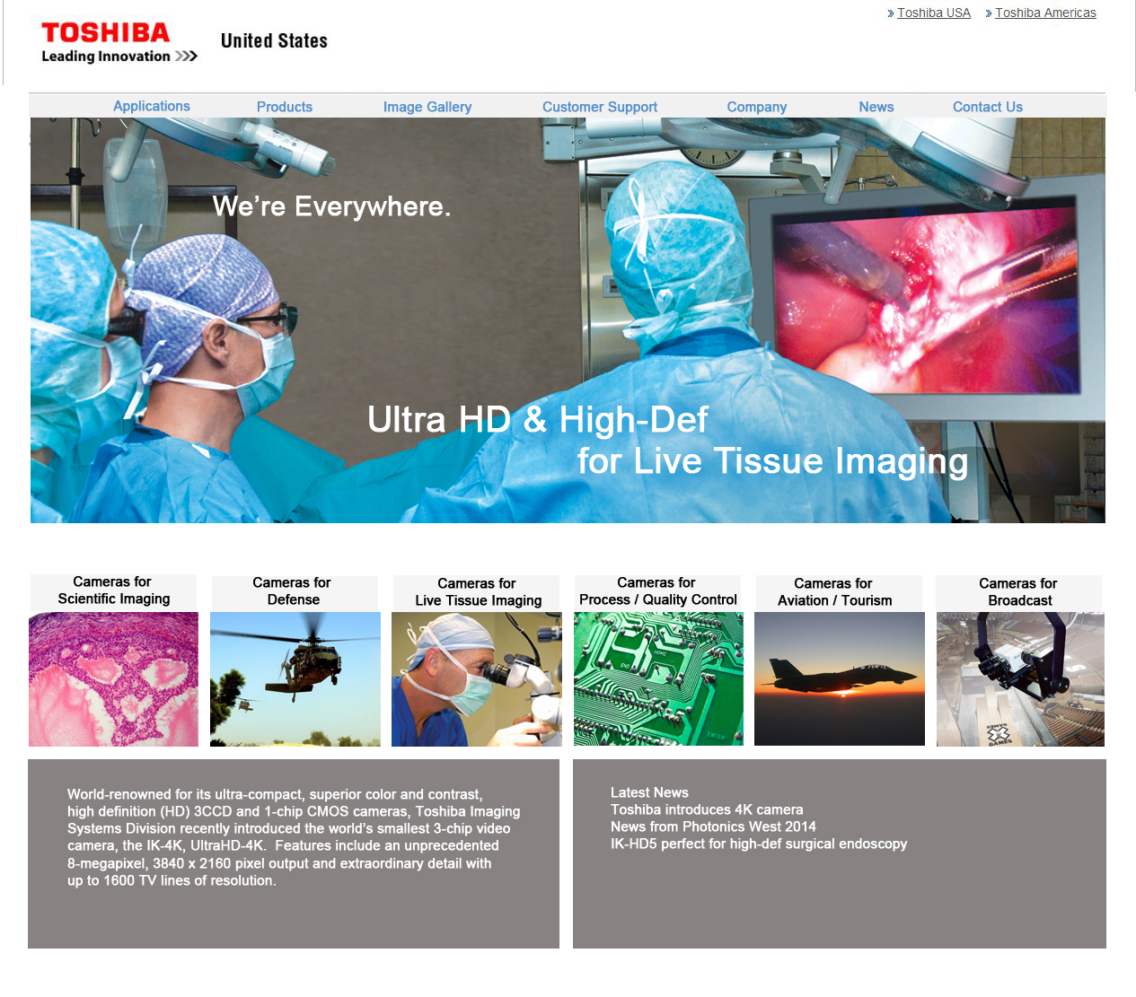 Toshiba Imaging Systems